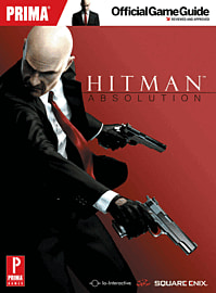 Hitman Absolution Strategy Guide Strategy Guides and Books 