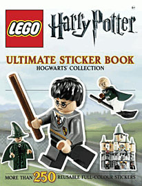 Harry Potter Hogwarts Sticker Book Toys and Gadgets