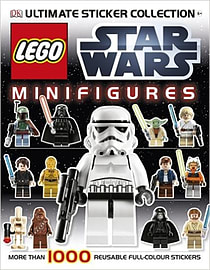 LEGO® Star Wars Minifigures Ultimate Sticker Collection Toys and Gadgets