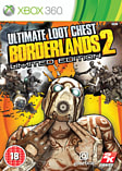 Borderlands 2 Ultimate Loot Chest Xbox 360