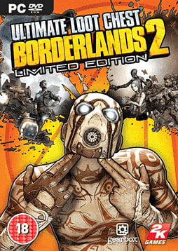 Borderlands 2 Ultimate Loot Chest PC Games Cover Art