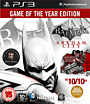 Batman: Arkham City Game of the Year Edition PlayStation 3