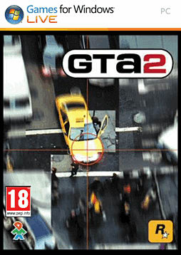 Grand Theft Auto 2 PC Games Cover Art