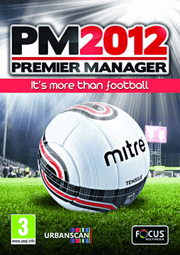 Premier Manager 2012 PC Games Cover Art