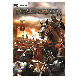 Praetorians PC Games Cover Art