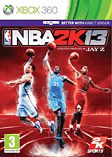 NBA 2k13 Xbox 360
