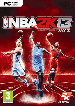 NBA 2k13 PC Games Cover Art