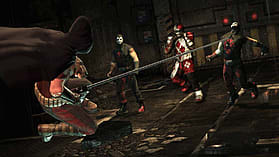 Batman: Arkham City Harley Quinn's Revenge screen shot 4