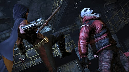 Robin Strikes in Harley Quinn's Revenge for Batman Arkham City for PSN and Xbox LIVE at GAME