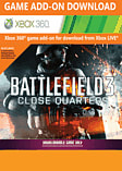 Battlefield 3: Close Quarters Xbox Live