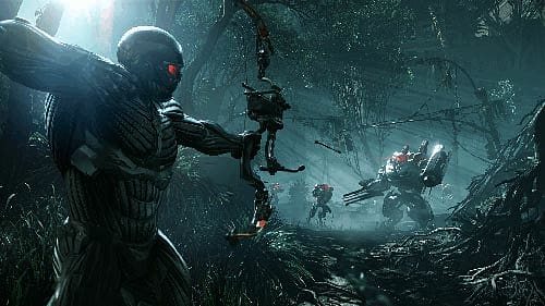 Crysis 3 on PS3, Xbox 360 and PC at GAME
