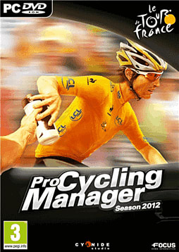 Pro Cycling Manager 2012 PC Games Cover Art