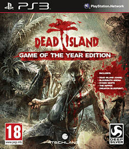 Dead Island - Game of the Year Edition PlayStation 3 Cover Art