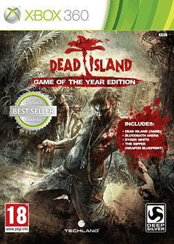Dead Island - Game of the Year Edition Xbox 360 Cover Art