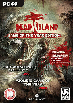Dead Island - Game of the Year Edition PC Games Cover Art