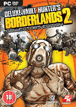 Borderlands 2: Vault Hunter's Edition PC Games Cover Art