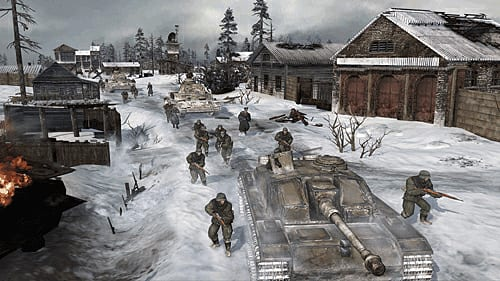 Company of Heroes 2 on PC at GAME