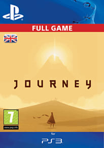 Journey PlayStation Network Cover Art