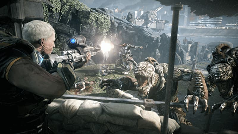 Gears of War Judgment Review for Xbox 360 at GAME