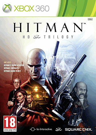 Hitman HD Trilogy for Xbox 360 and PlayStation 3 at GAME