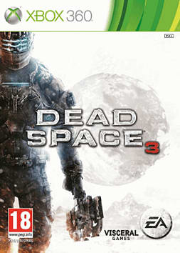 Dead Space 3 Xbox 360 Cover Art