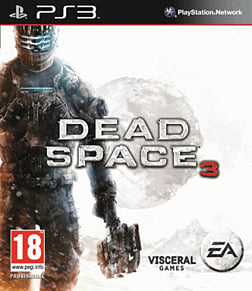 Dead Space 3 PlayStation 3 Cover Art