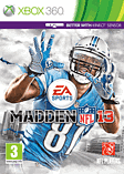 Madden 2013 Xbox 360