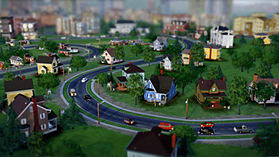 SimCity screen shot 1