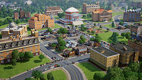 SimCity screen shot 3