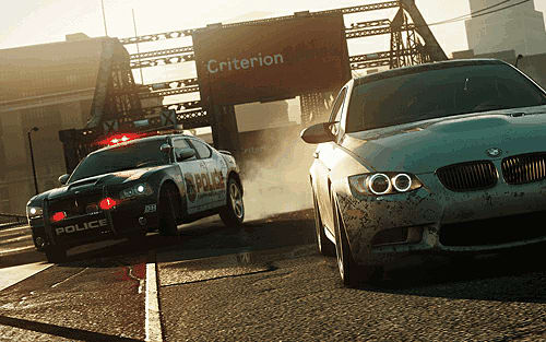 Outrun the police  in NFS: Most Wanted on PlayStation 3, Xbox 360, PS Vita and PC at GAME