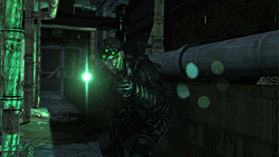 Tom Clancy's Splinter Cell: Blacklist screen shot 8