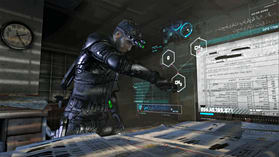 Tom Clancy's Splinter Cell: Blacklist screen shot 9