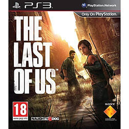 The Last of Us PlayStation 3 Cover Art