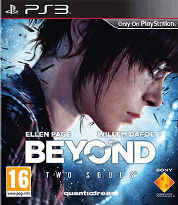Beyond: Two Souls PlayStation 3 Cover Art