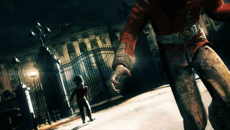 ZombiU Wii U Cover Art