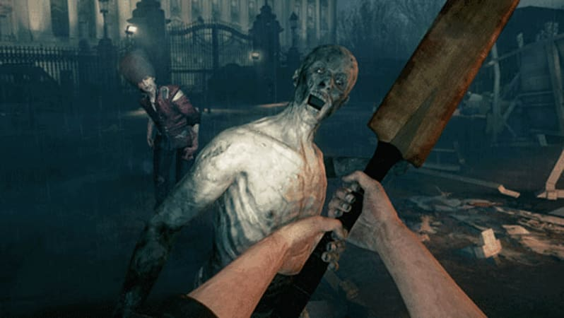 ZombiU on Wii U at GAME