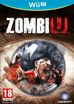 ZombiU Wii U Cover Art