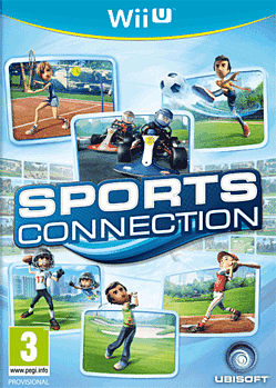 Sports Connection Wii U Cover Art