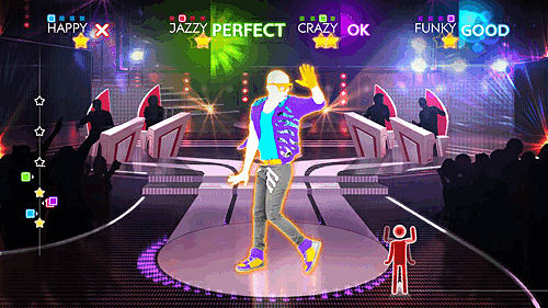Just Dance 4 Wii U Cover Art