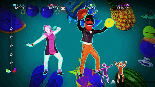 Just Dance 4 on Wii, PS3, Xbox 360 and Wii U at GAME