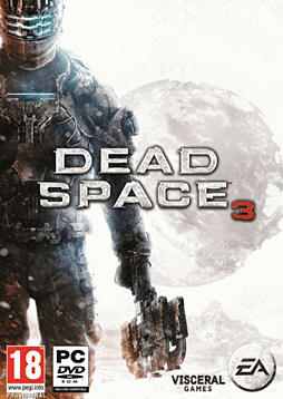 Dead Space 3 PC Games Cover Art