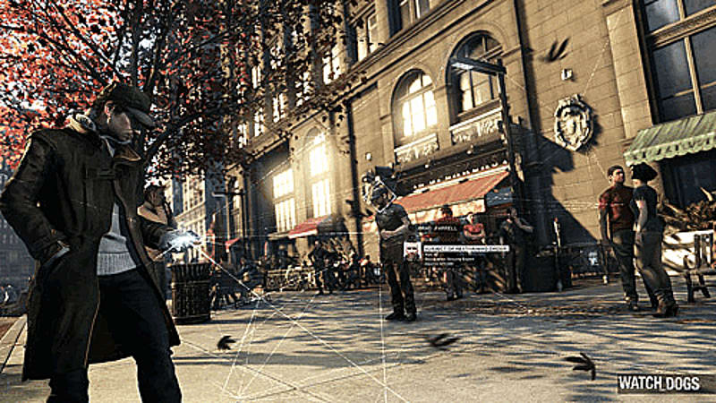 Hacking and technology at the heart of Ubisoft's new IP Watch Dogs for PC, PlayStation 3 and Xbox 360