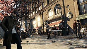 Watch Dogs screen shot 3