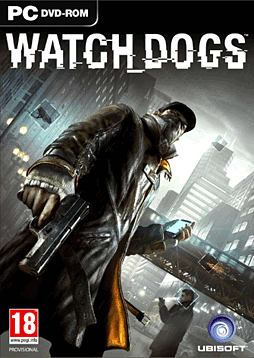 Watch Dogs PC Games Cover Art