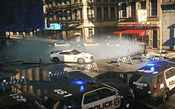 Need for Speed: Most Wanted screen shot 3