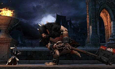 Castlevania Lords of Shadow Mirror of Fate review for Nintendo 3DS at GAME