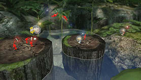 Pikmin 3 screen shot 2