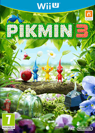 Pikmin return in Pikmin 3 for Wii U at GAME