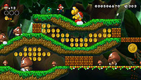New Super Mario Bros. U screen shot 1