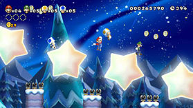 New Super Mario Bros. U screen shot 2